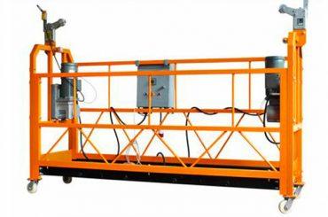 zlp1000 dočasně instalovaná závěsná kolébka pro výzdobu budov