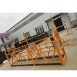 zavěšení hliníkové lešení pracovní plošiny s nízkou cenou