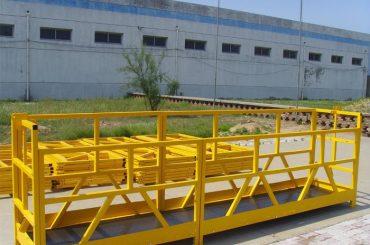 Plošina pro čištění oken ZLP 800 300M 2,5M * 3 1,8KW 800KG