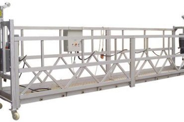 630 kg Elektrické zavěšené přístupové zařízení ZLP630 s výložníkem LTD6.3
