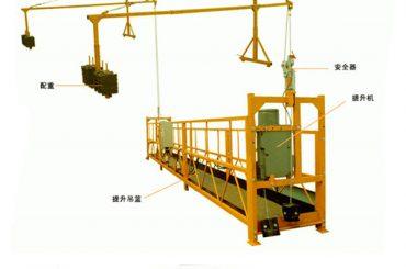 tovární prodej kvalitního elektrického výtahu pro zavěšenou plošinu od přímého výrobce