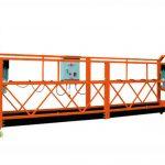 2,5mx 3 sekce 1000kg zavěšenou plošinou rychlost zdvihu 8-10 m / min