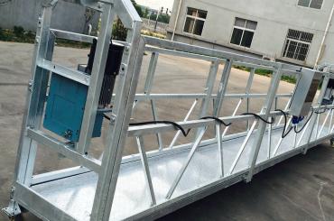 čištění oken zlp630 lano zavěšená plošinová lanovka s výtahem ltd6.3