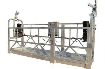 hliníková slitina zavěšená pracovní plošina / gondola / lešení zlp 630