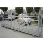 zlp630 lanová závěsná plošina / elektrická kyvná plošina / lešení pro stroj na čištění oken