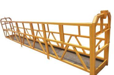 lanový závěsný závěsný přístupový plošin, zlp630 konstrukční zvedací lanová dráha