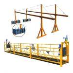 zavěšené přístupové platformy, pracovní plošina ce scp350 / 23s