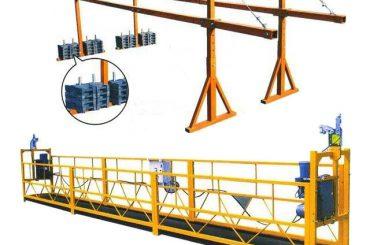 elektrický zdvihák pro zavěšenou plošinu a elektrický zdvihák typu cd1